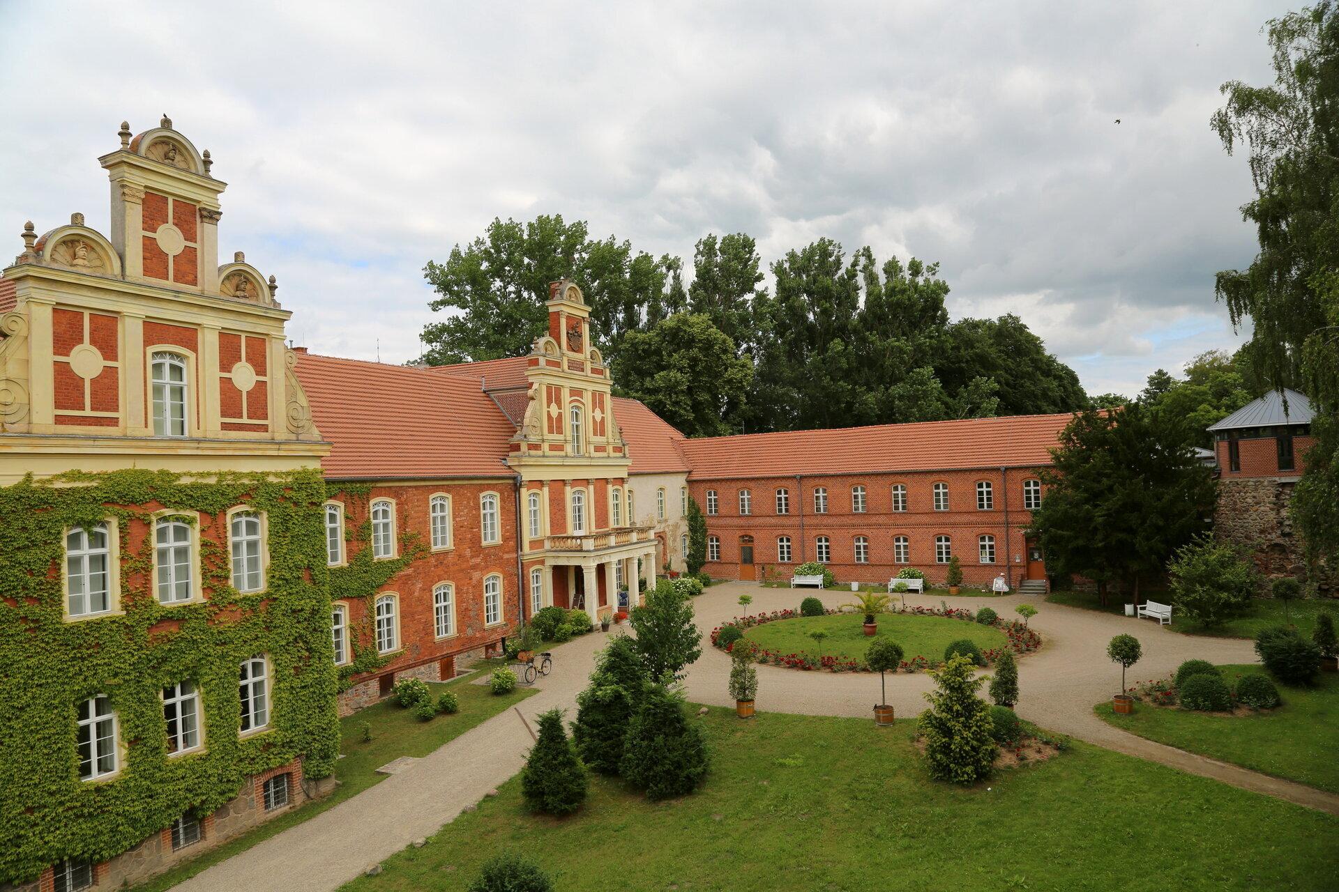 Schloss Meyenburg