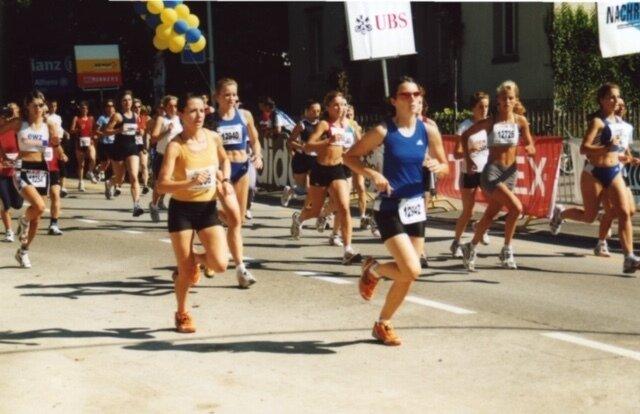 Greifenseelauf 2004