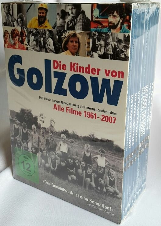 DVD Edition Kinder von Golzow