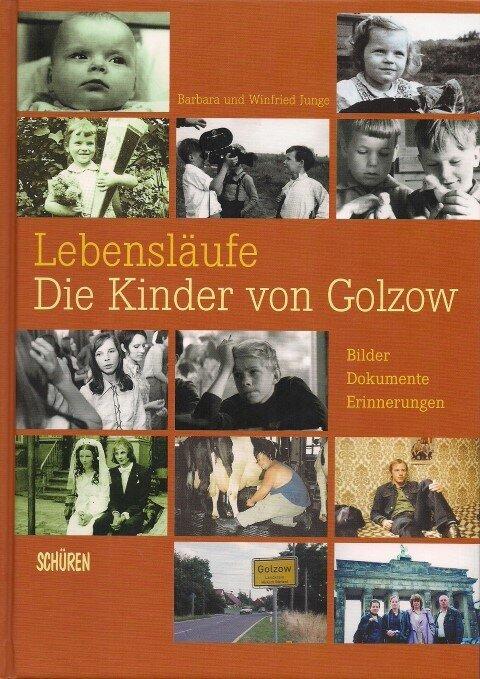 Buch Lebenslaüfe Die Kinder von Golzow