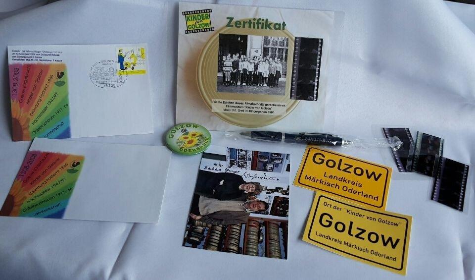 Souvenirs Golzow