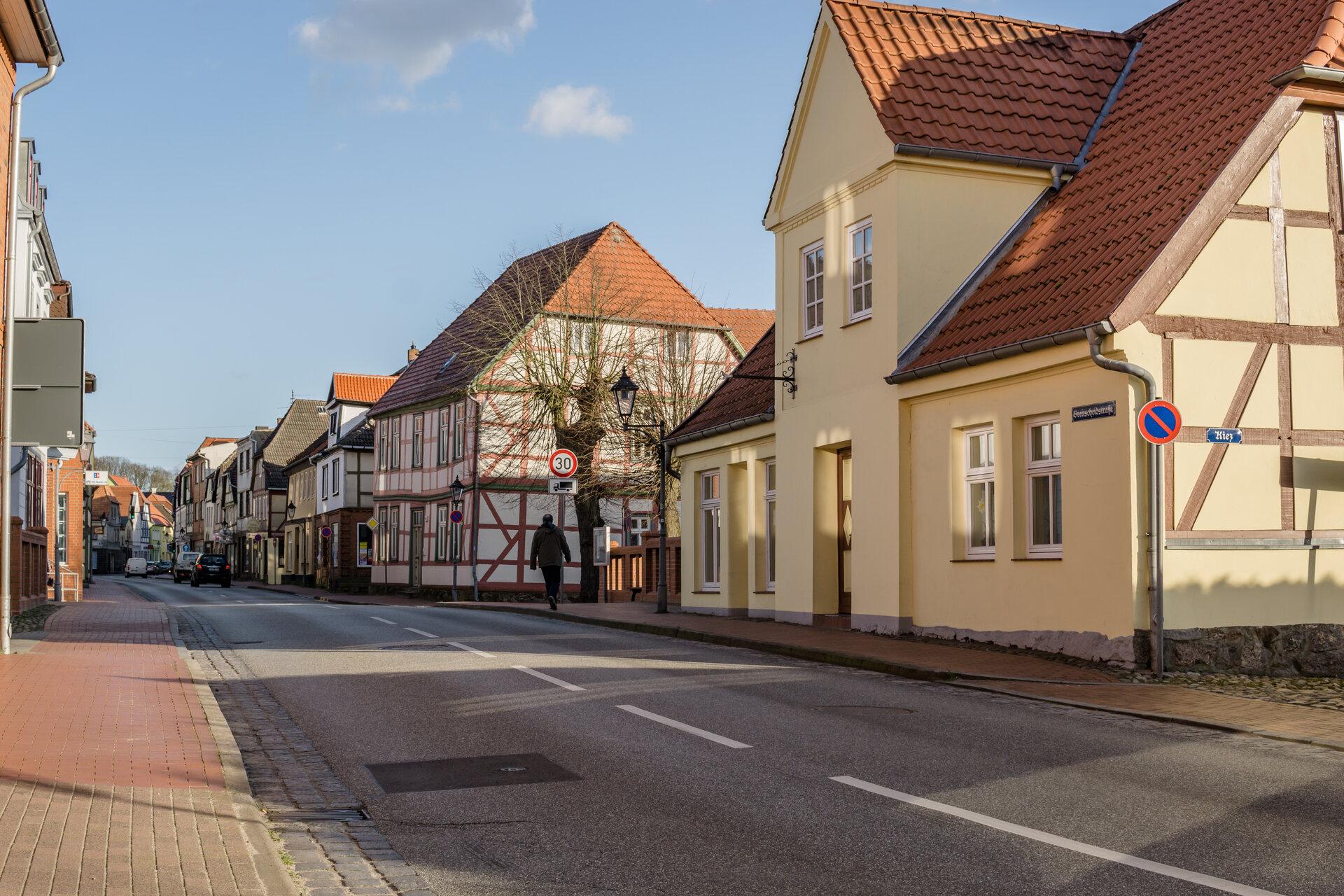 Breitscheidstraße, heute (2020)