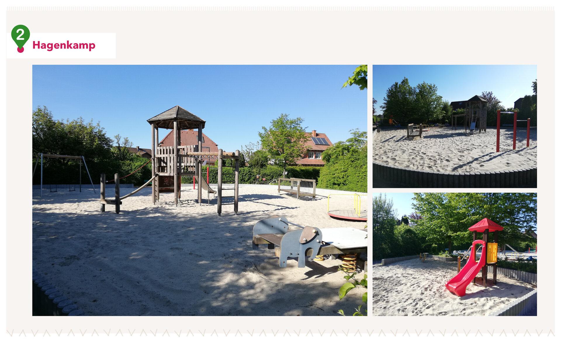 Spielplatz Hagenkamp