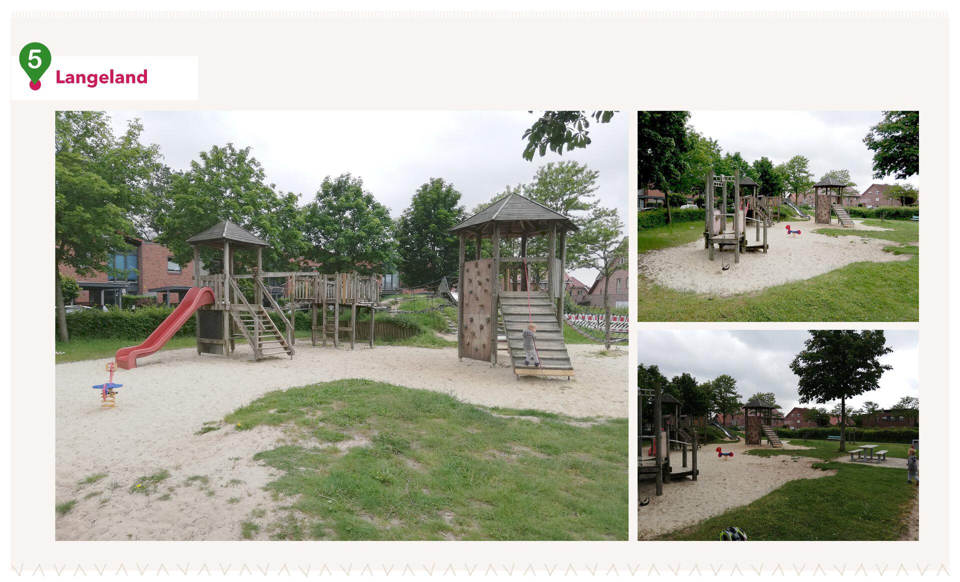 Spielplatz Langeland