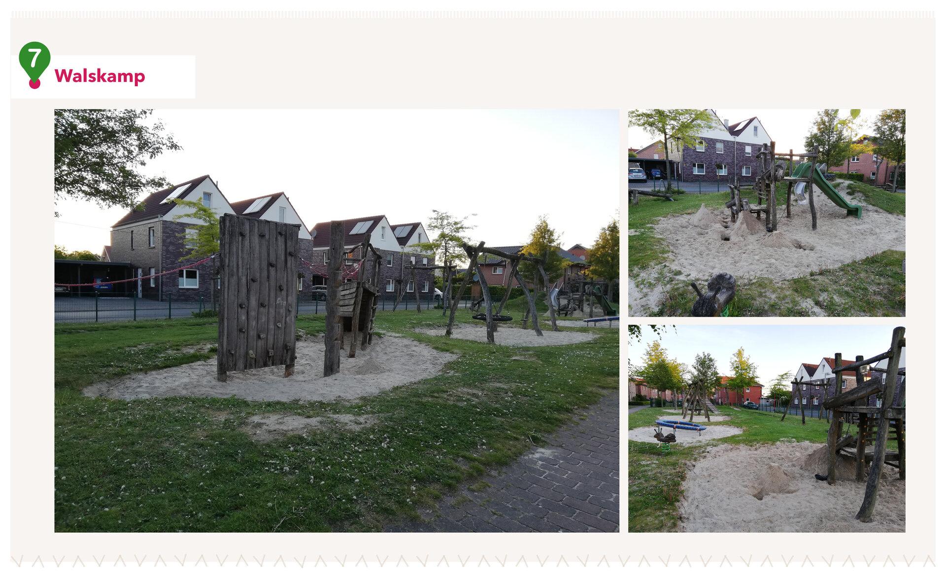 Spielplatz Walskamp