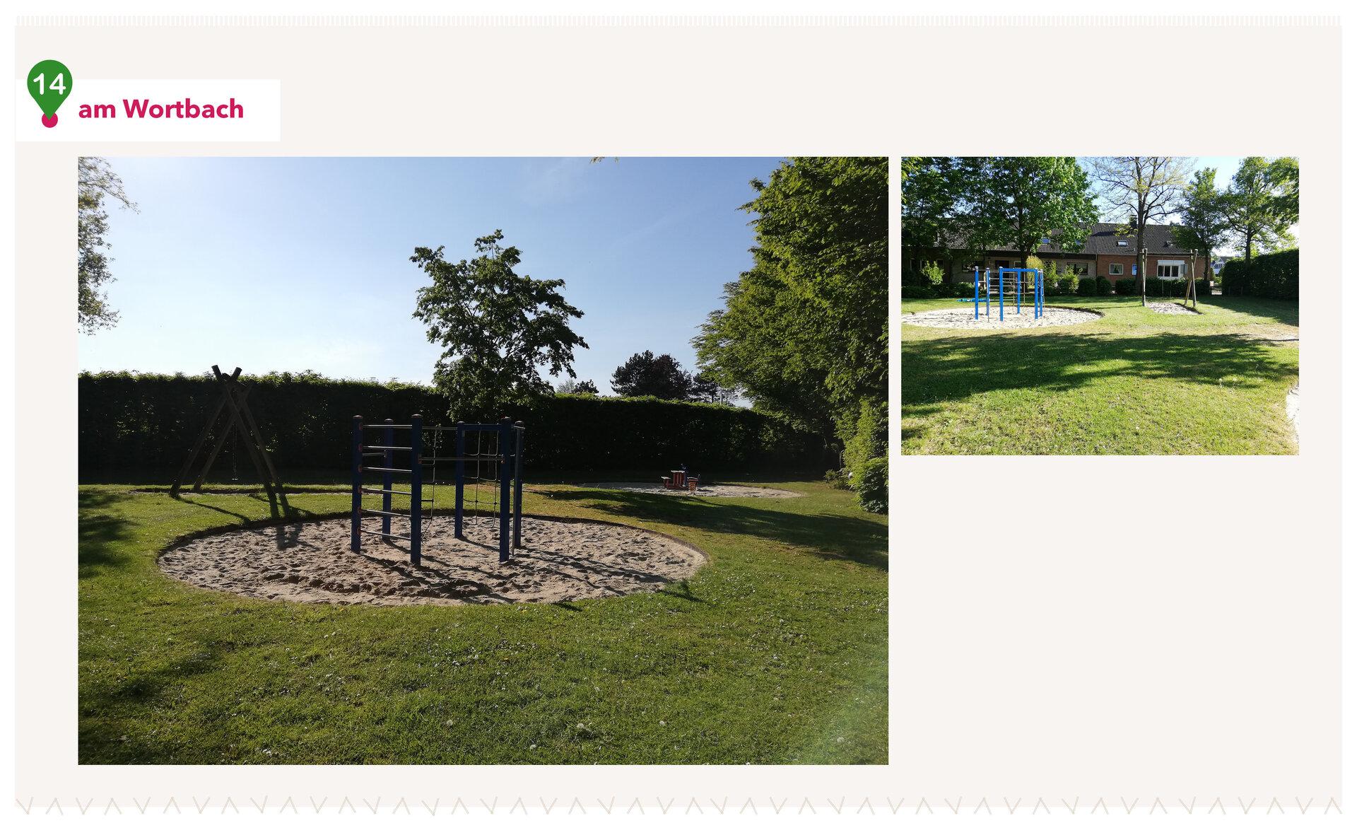 Spielplatz Am Wortbach