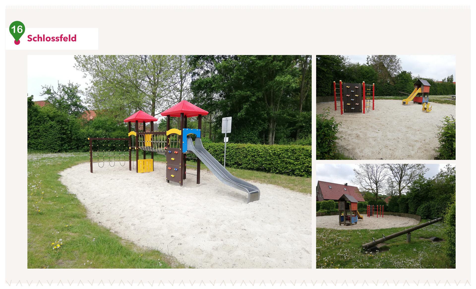 Spielplatz Schlossfeld
