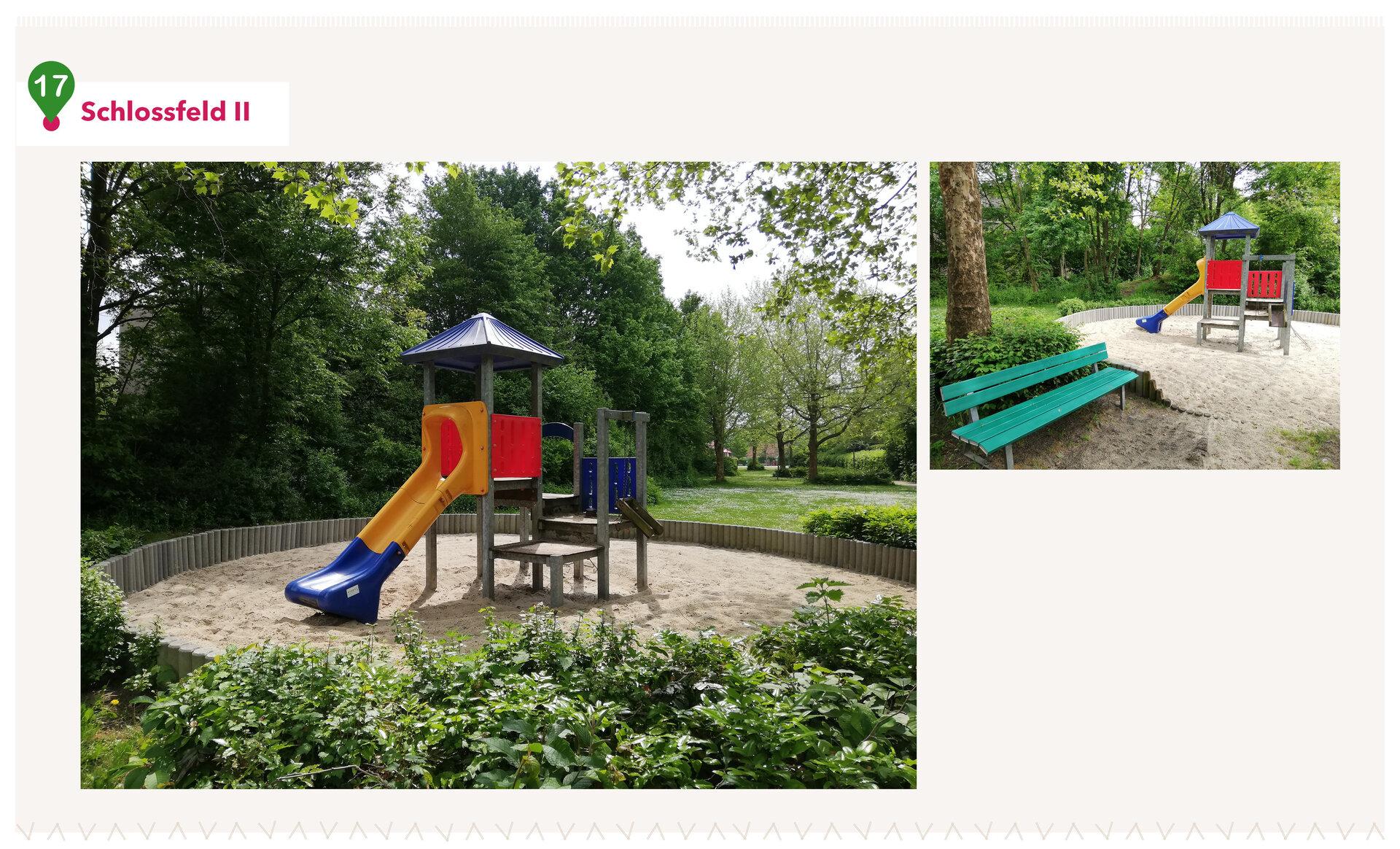 Spielplatz Schlossfeld II