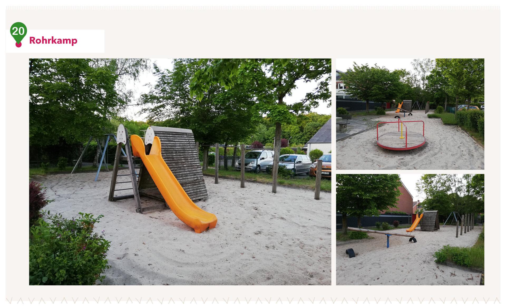 Spielplatz Rohrkamp