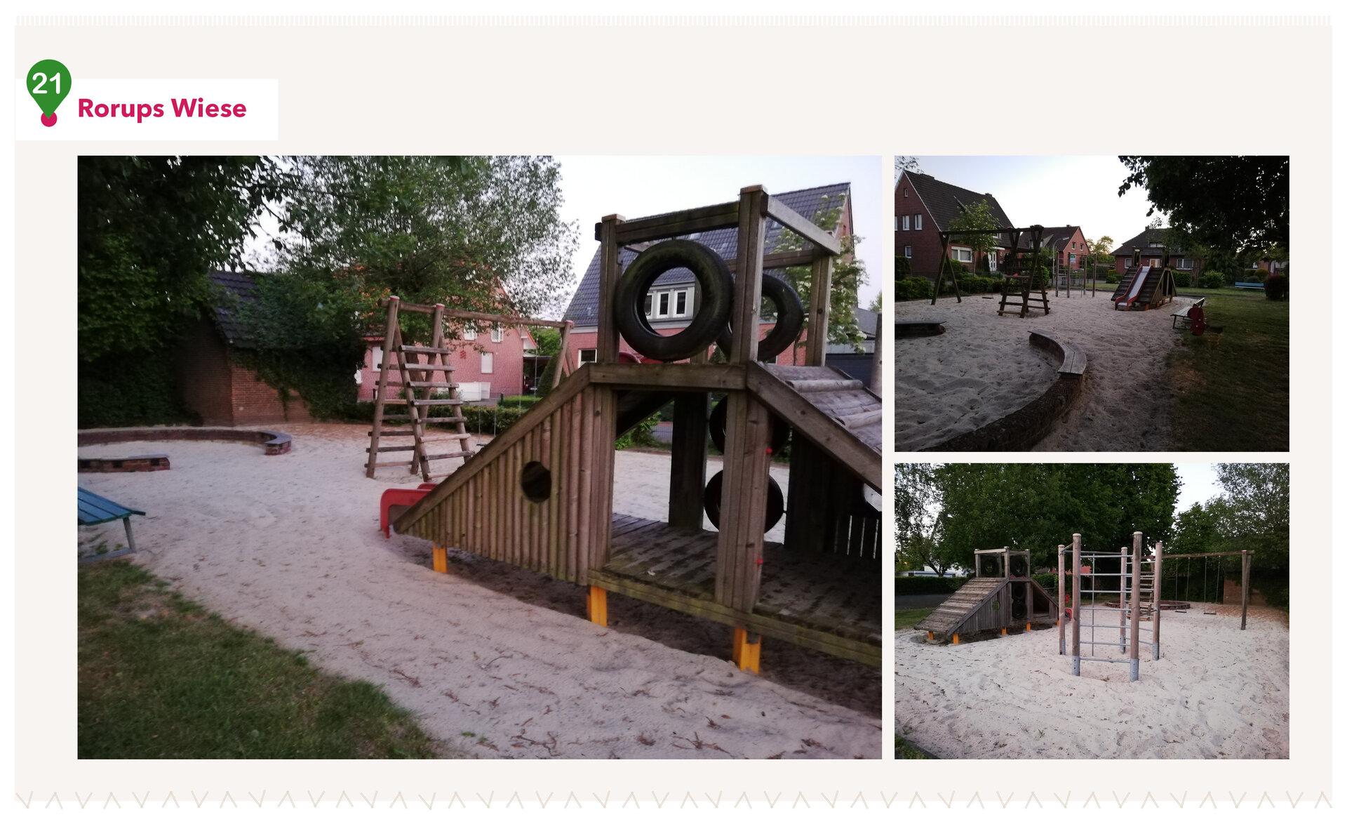 Spielplatz Rorups Wiese