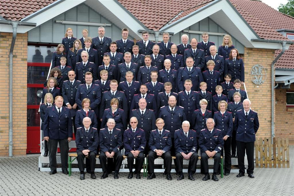 2011 FF Jübek wurde 125 Jahre alt.