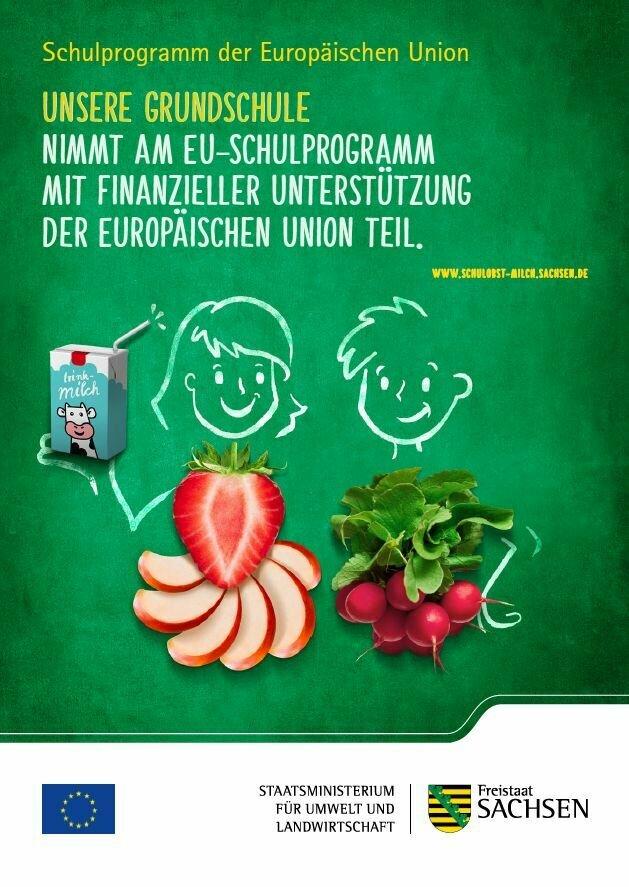 Poster EU - Schulprogramm