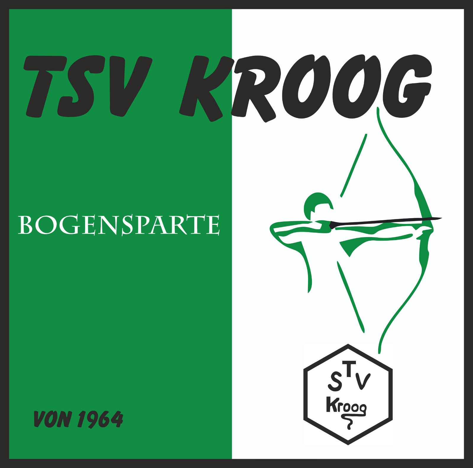Logo Bogensport TSV Kroog