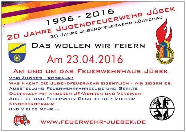 20 Jahre JF Jübek