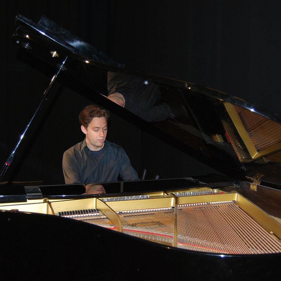 Benjamin Moser – Klavier