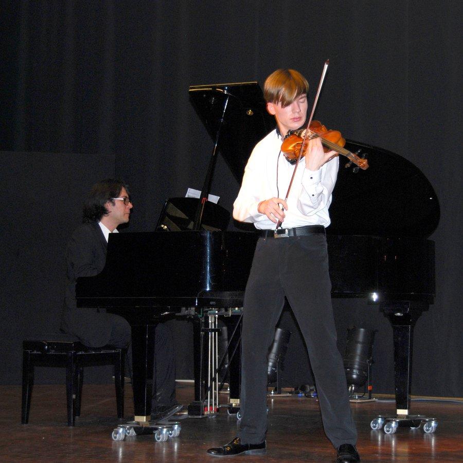 Yuri Revich – Violine