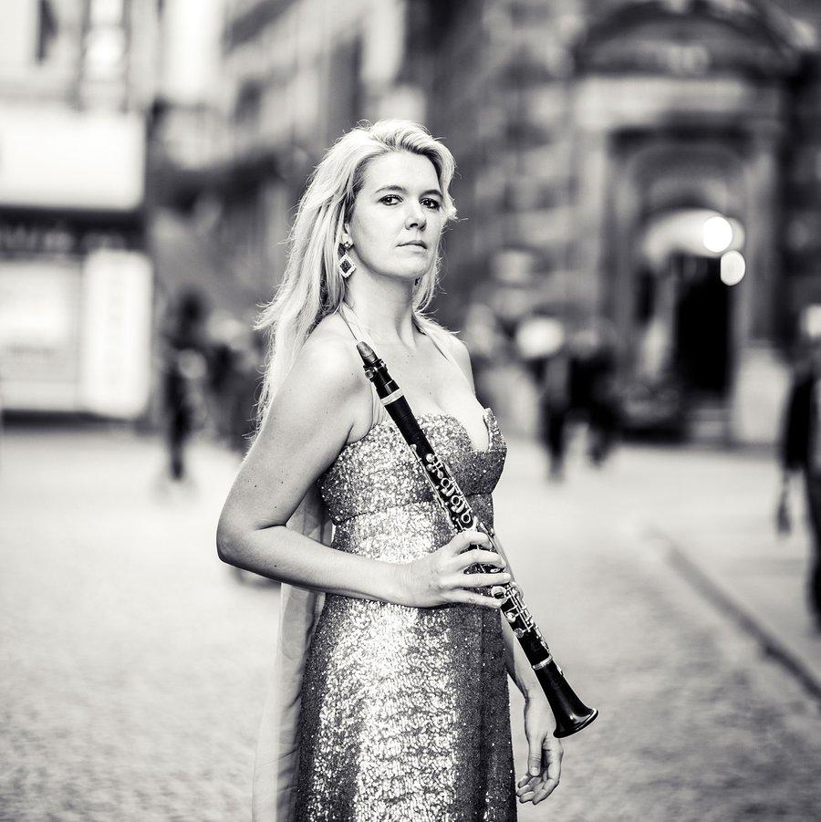 Sabine Grofmeier – Klarinette