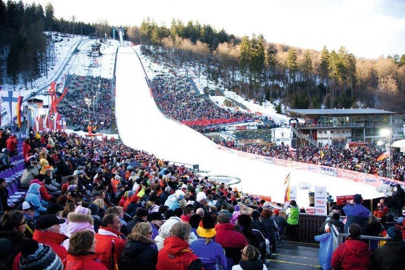 Weltcup Skispringen Willingen