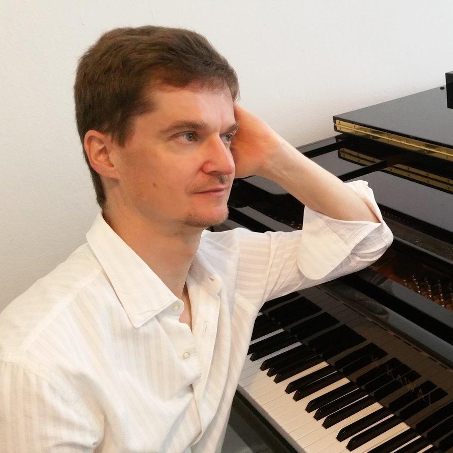 Evgeny Beleninov – Klassische Gitarre