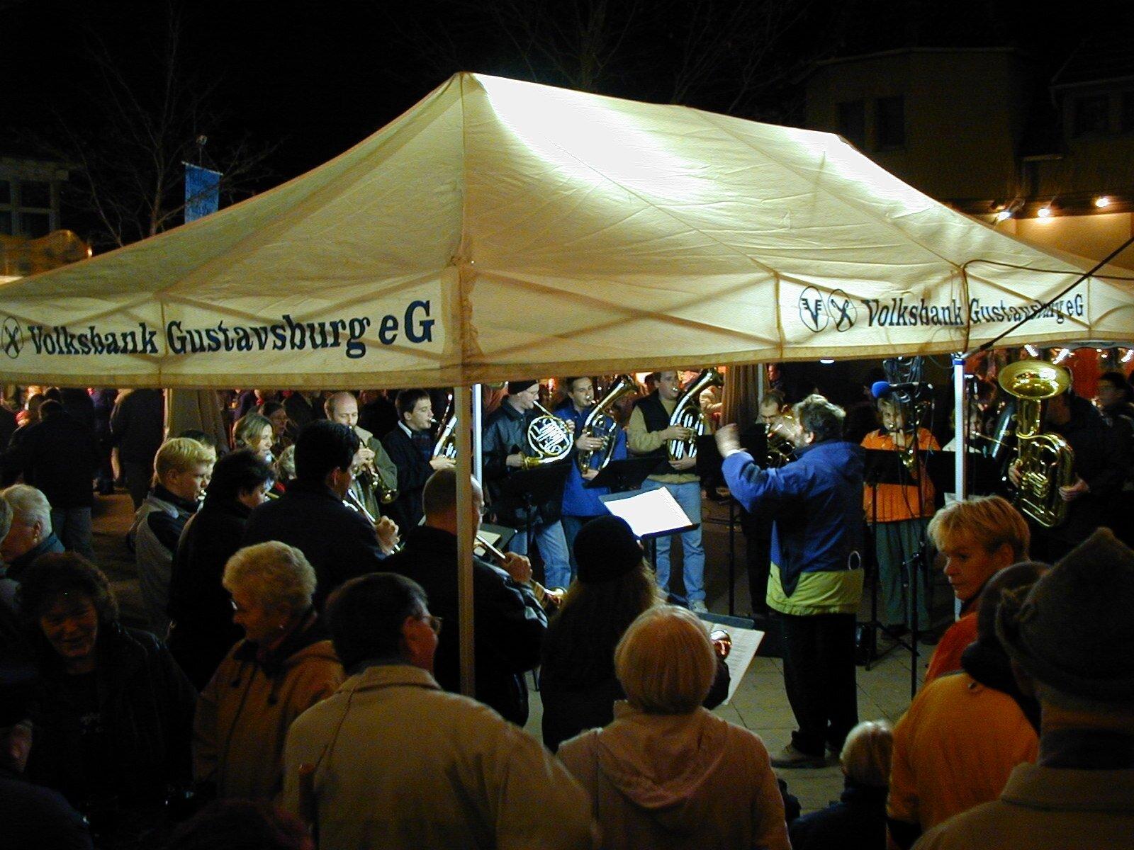 2003 Weihnachtsmarkt Gustavsburg