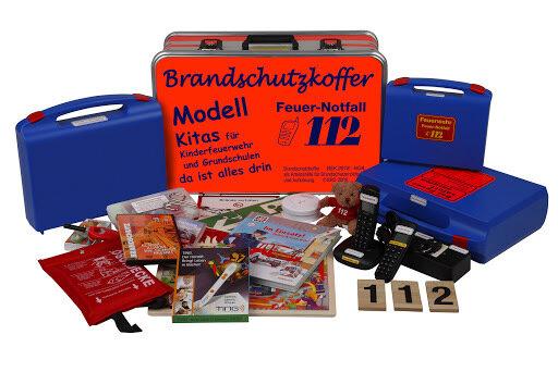 Brandschutzkoffer Modell 2000 Sachsen