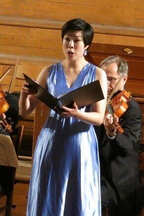4.Platz Sopranistin Ji Yoon
