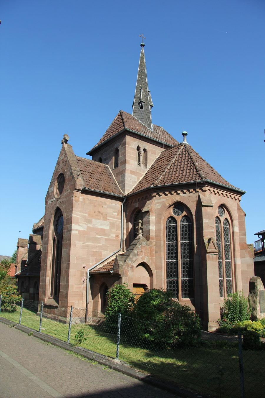 ev. Gustav-Adolf-Kirche