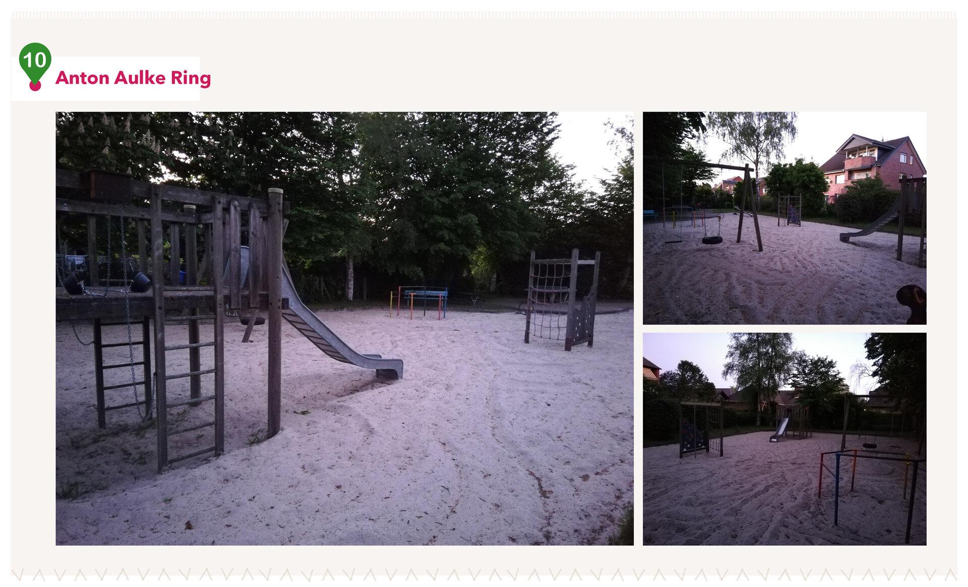 Spielplatz Anton Aulke Ring