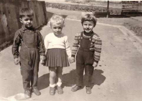 Nortbert, Gabi, Günter