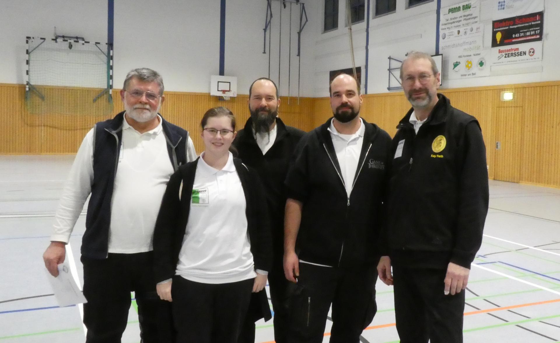 Teilnehmer TSV Kroog