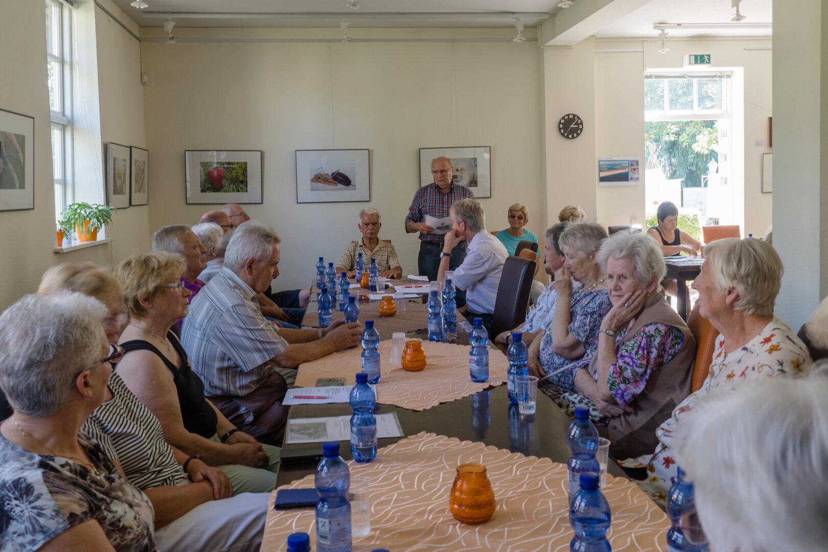 Jahreshauptversammlung 2019 des Kultur- und Heimatvereins Neustadt-Glewe e.V.