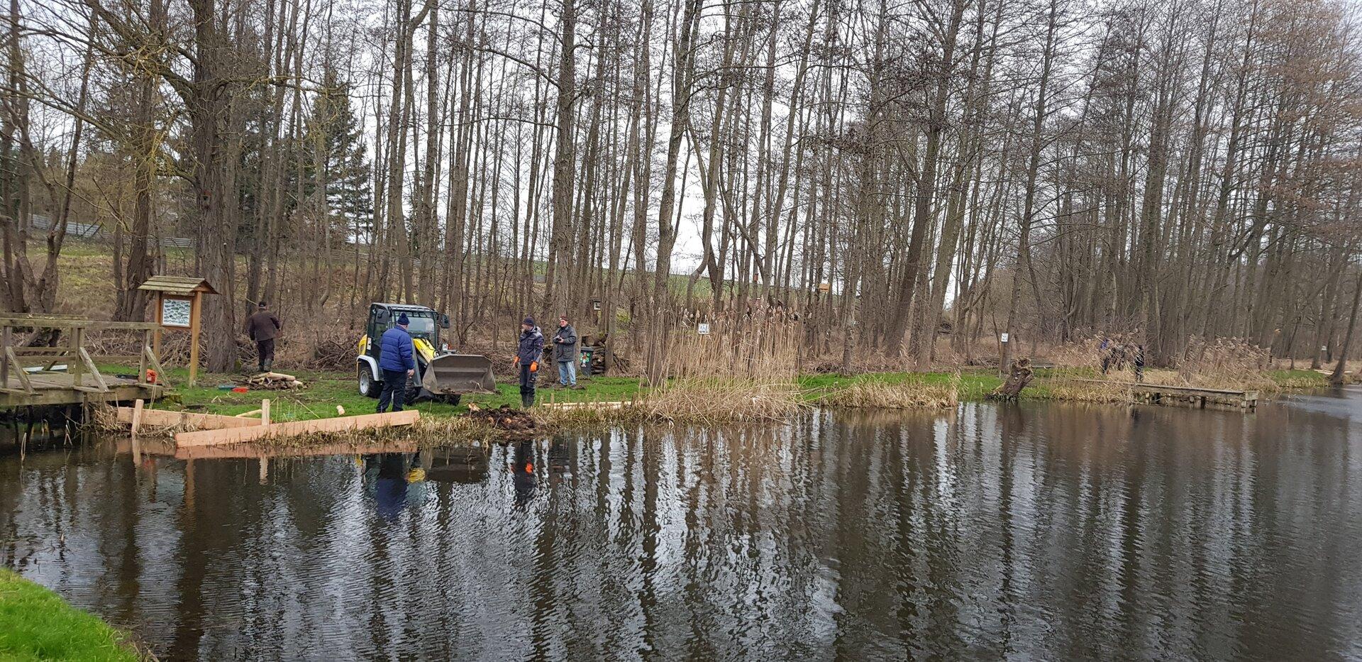 Tag der Gewässerpflege