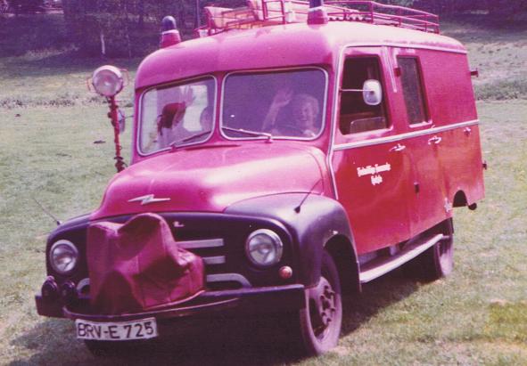 LF8 (Opel Blitz) mit Frontpumpe
