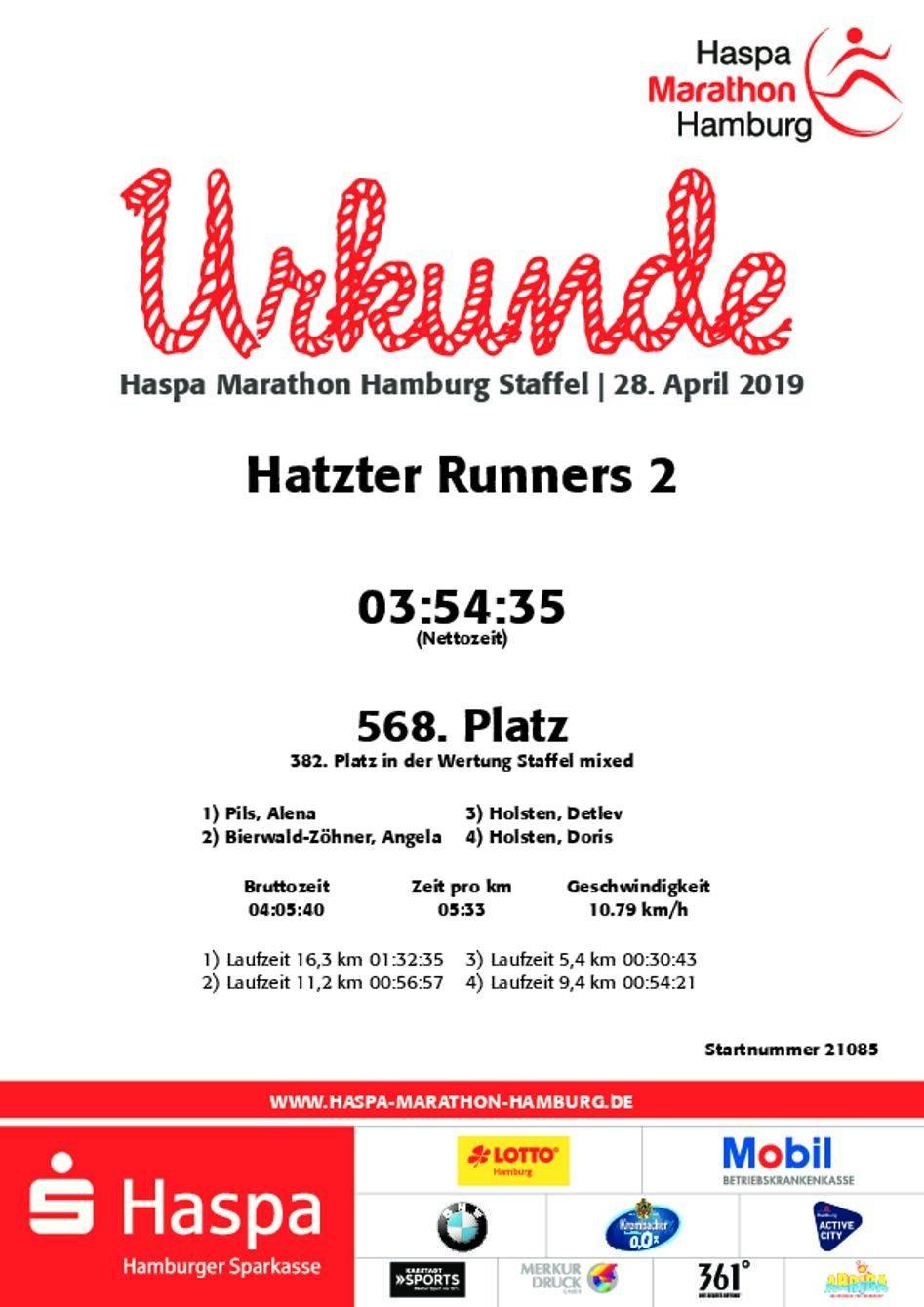 Runner_2_Urkunde