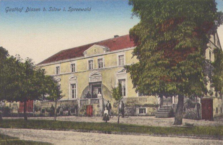 """""""Wendischer Hof"""": historische Ansicht"""
