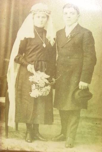 Anna und Peter Froß
