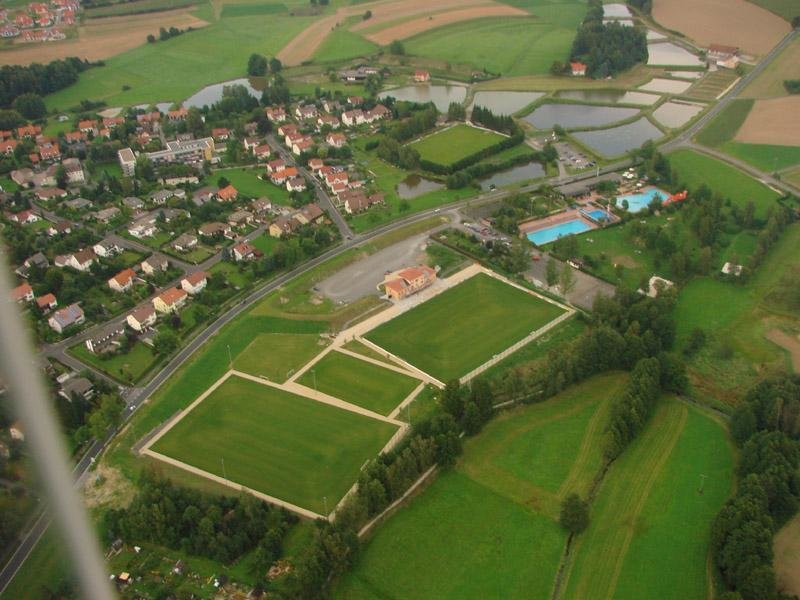 Sportpark FC Tirschenreuth
