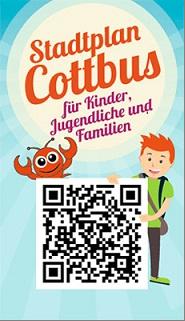 Stadtplan Cottbus für Kinder, Jugendliche und Familien