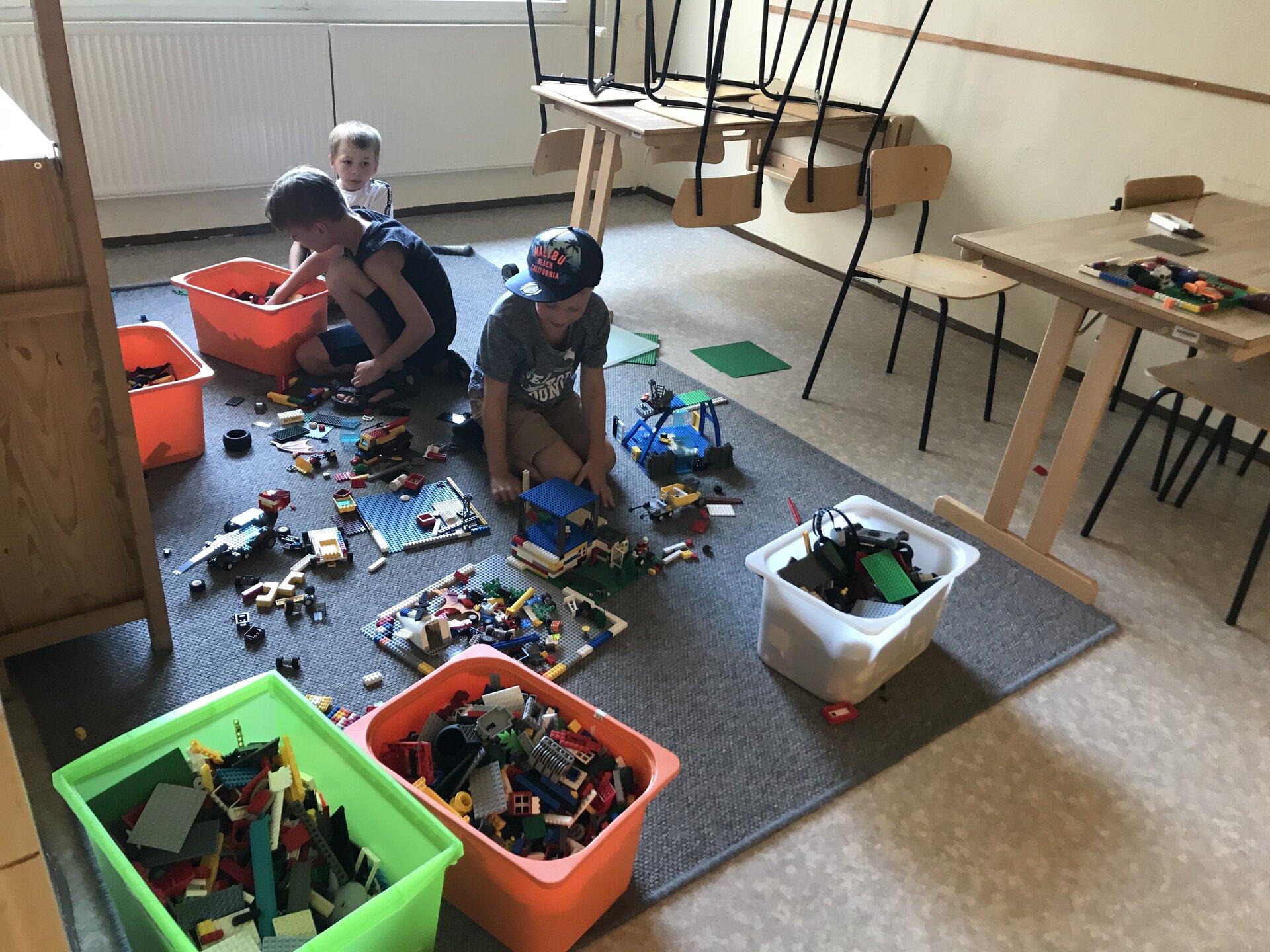 Legoraum 2
