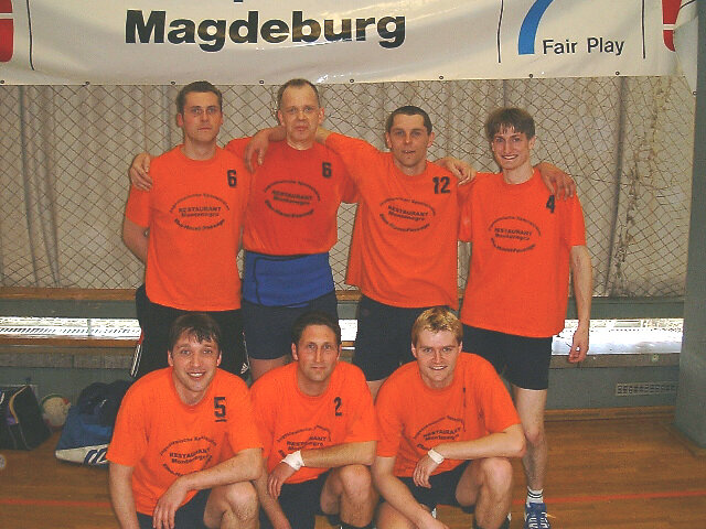 Saison 2002/03 - Mannschaftsfotos