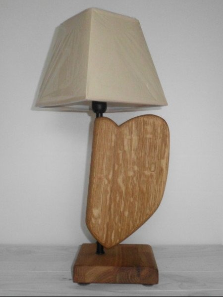 Kunstvolle Lampe