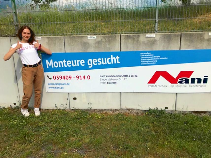 Neuer Partner - Nani Verladetechnik GmbH