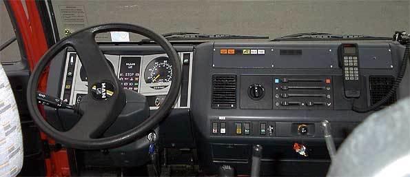 Fahrzeug Innen 2