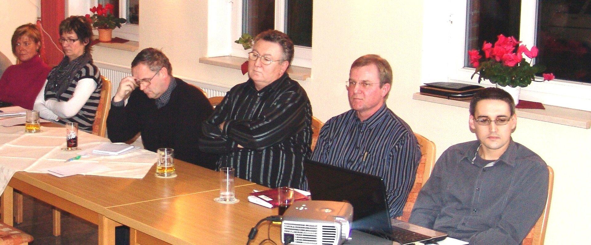 Der Vorstand 2010