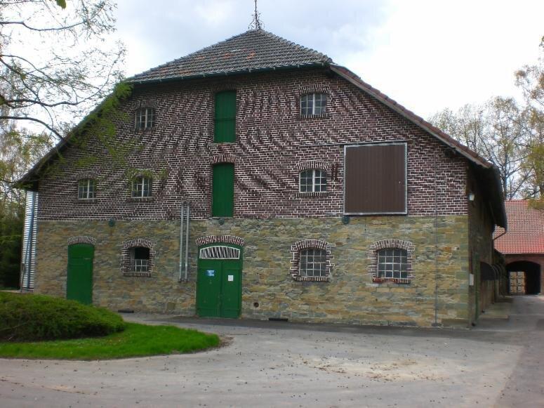 Gut Brockhof Stall 2
