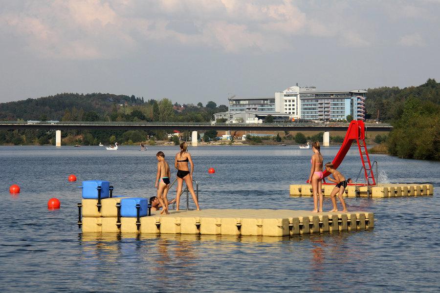 Strandbad Foto: A.Heyne