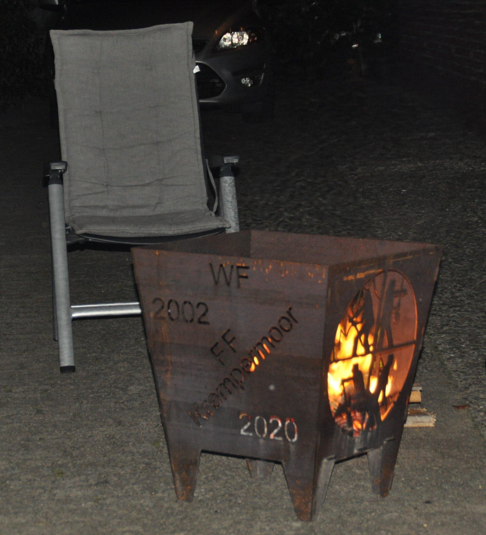 Feuerkorb Mike Heller