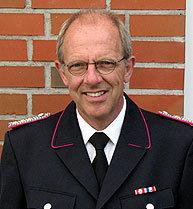 Klaus Kühn Wehrführer 1992 - 2002