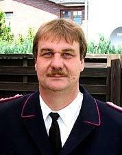 Mike Heller Wehrführer