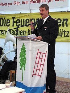 Mike Heller Wehrführer Krempermoor